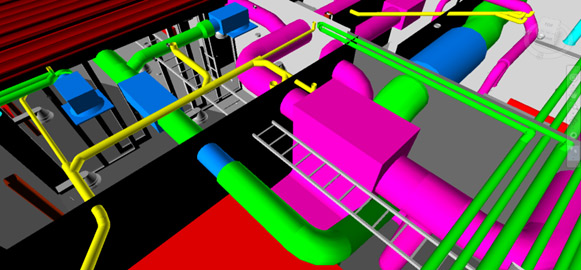 Konstruktion - 3D-ritning