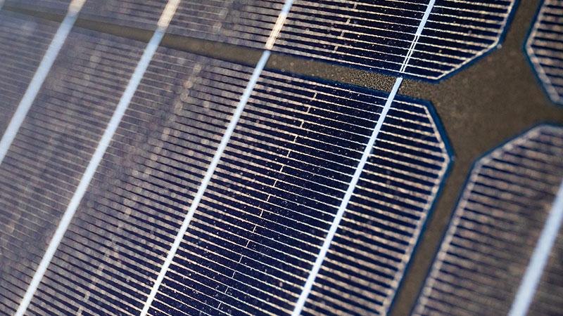 Bulltoftabanan halkar in på solceller