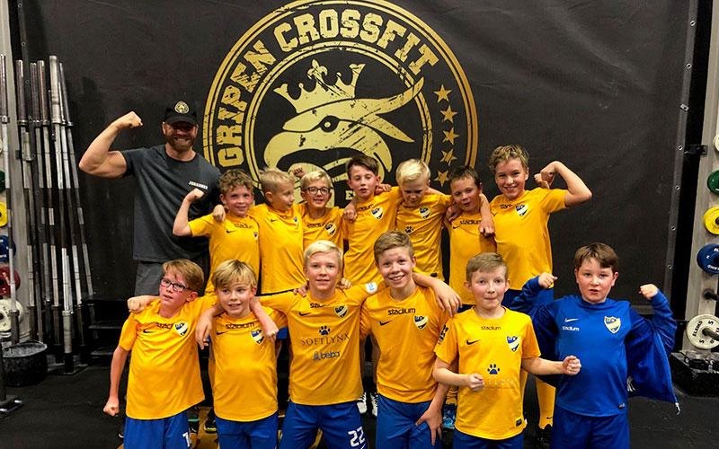 IFK Klagshamn hejar vi på!