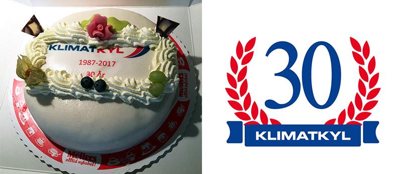 KLIMATKYL har fyllt 30 år