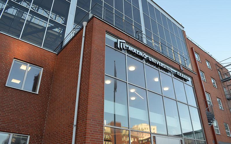 Nya Polishögskolan i Malmö
