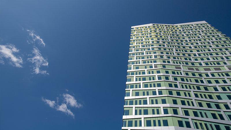 The Point – teknisk förvaltning i Malmös näst högsta byggnad