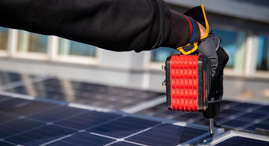Solceller sänker era driftkostnader