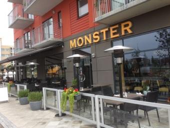 Restaurang Monster i Västra Hamnen