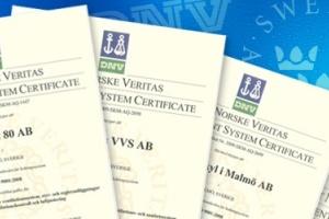Climat80 var bland de första i branschen som kvalitetscertifierades.