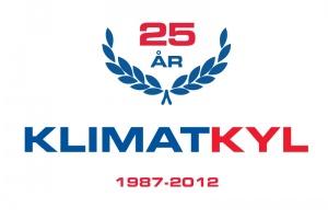 Klimatkyl fyller 25 år i december 2012