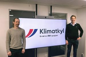 Klimatkyl startar ny avdelning i Borås