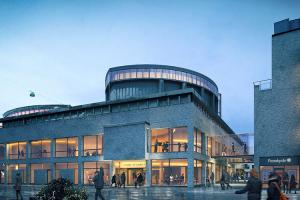 Avtalet för genomförande av Stadshallen i Lund är klart!