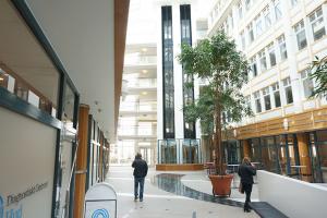 Elfast har fått i uppdrag åt Wihlborgs Fastigheter att hyresgästanpassa lokalerna inom Kv Väktaren i Malmö