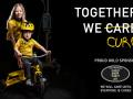 Climat80 Gruppen är guldsponsor till Team Rynkeby