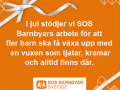 Climat80-Gruppen stödjer SOS Barnbyar